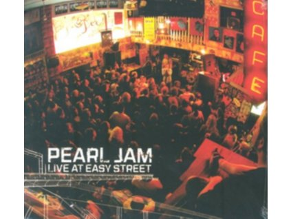 PEARL JAM - Live At Easy Street (LP)