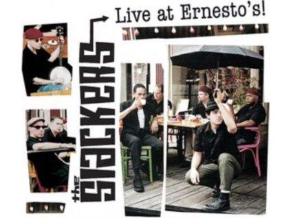 SLACKERS - Live At ErnestoS! (LP)