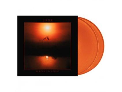 URNE - Serpent & Spirit (Translucent Orange Vinyl) (LP)