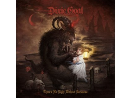 DIXIE GOAT - Theres No Light Without Darkness (Red Vinyl) (LP)