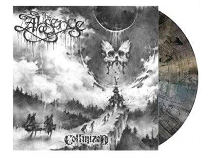 ABSENCE - Coffinized (Smoke Colour Vinyl) (LP)