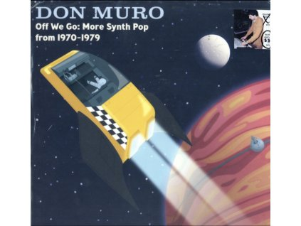 DON MURO - Off We Go: More Synth Pop From 1970-1979 (LP)