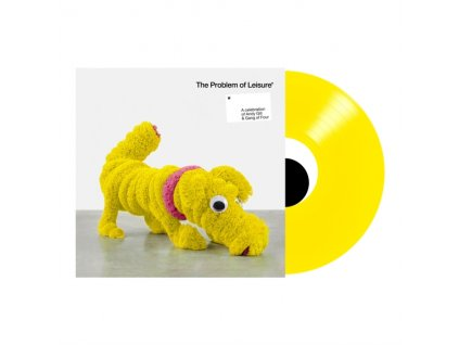 ANDY GILL / THE GANG OF FOUR - The Problem Of Leisure (Yellow Vinyl) (LP)