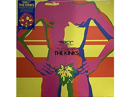 KINKS - Percy (50th Anniversary Edition) (Picture Disc) (RSD 2021) (LP)