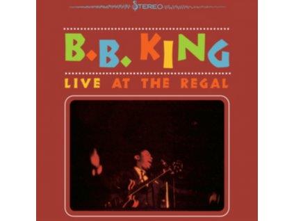 B.B. KING - Live At The Regal (LP)