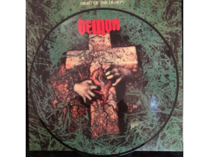 DEMON - Night Of The Demon (Picture Disc) (LP)
