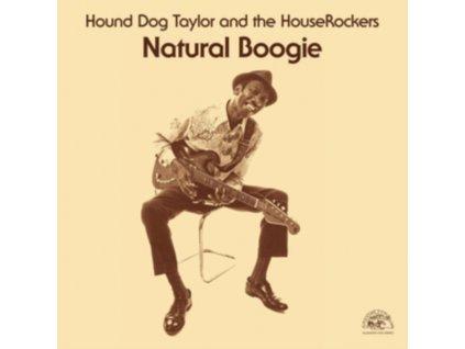 HOUND DOG TAYLOR - Natural Boogie (LP)