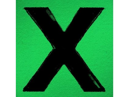 ED SHEERAN - X (LP)
