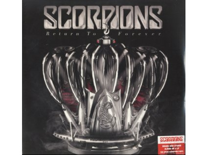 SCORPIONS - Return To Forever (2Lp / 180G / Dl Card / Gatefold) (LP)