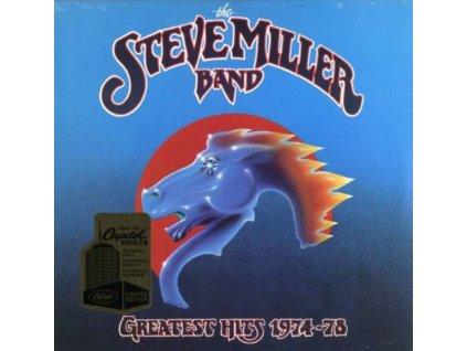 STEVE MILLER BAND - Greatest Hits: 1974 - 1978 (LP)