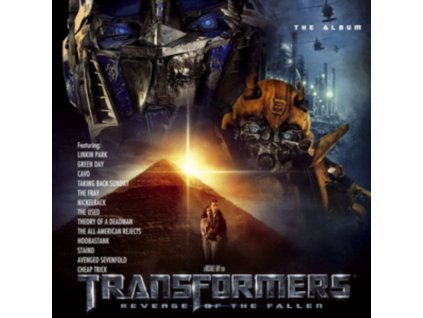 ORIGINAL SOUNDTRACK - Transformers: Revenge Of The Fallen - Ost (Green Vinyl) (Rsd 2019) (LP)
