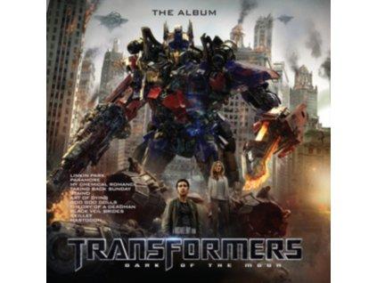 ORIGINAL SOUNDTRACK - Transformers Dark Of The Moon - The Album (Brown Vinyl) (Rsd 2019) (LP)
