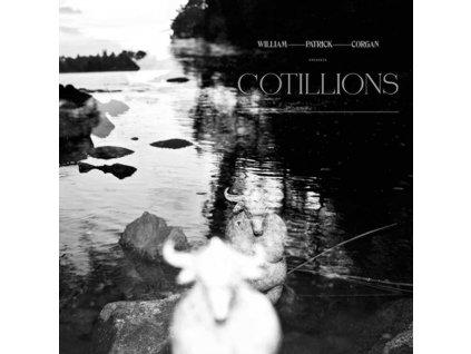 WILLIAM PATRICK CORGAN - Cotillions (Clear/Black Marble Vinyl) (LP)