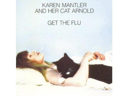 KAREN MANTLER - And Her Cat Arnold (LP)