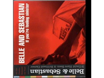 BELLE & SEBASTIAN - If YouRe Feeling Sinister (LP)
