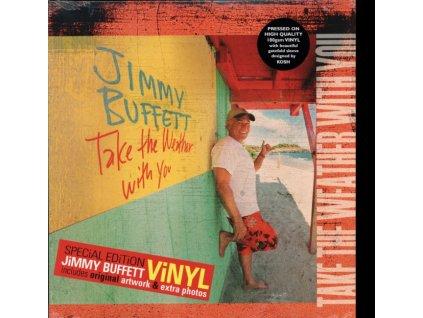 JIMMY BUFFETT - Take The Weather (LP)