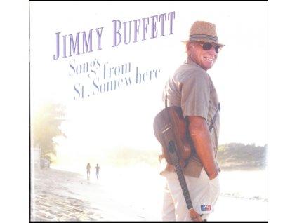 JIMMY BUFFETT - Songs From St. Somewhere Vinyl (LP)