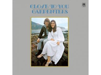 CARPENTERS - Close To You (LP)