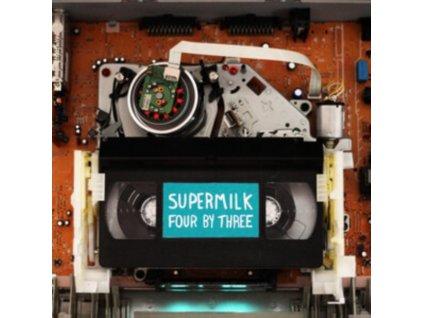 SUPERMILK - Four By Three (LP)