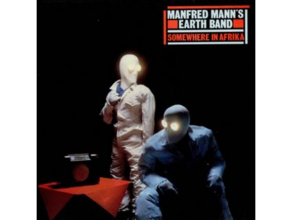 MANFRED MANNS EARTH BAND - Somewhere In Afrika (LP)