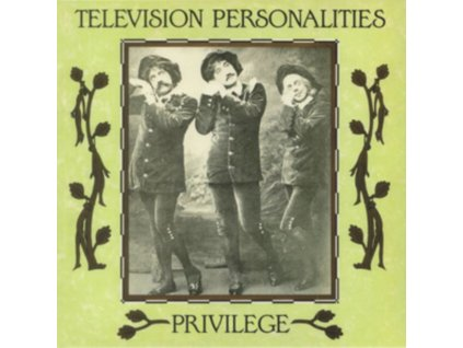 TELEVISION PERSONALITIES - Privilege (RSD 2018) (LP)