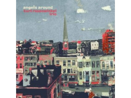 KURT ROSENWINKEL TRIO - Angels Around (Coloured Vinyl) (LP)