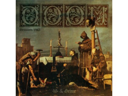 16 / GRIME - Doom Sessions Vol. 3 (Coloured Vinyl) (LP)