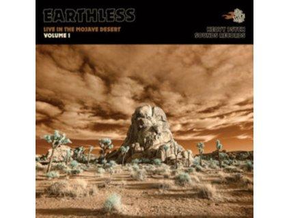 EARTHLESS - Live In The Mojave Desert Volume 1 (Coloured Vinyl) (LP)