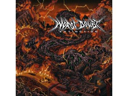 WORST DOUBT - Extinction (Colored Vinyl) (LP)