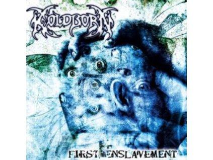 KOLDBORN - First Enslavement (White Marble Vinyl) (LP)