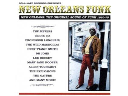 VARIOUS ARTISTS - New Orleans Funk (LP)