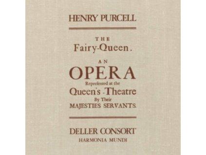 ALFRED DELLER / DELLER CONSORT / PENELOPE HOWARD - Purcell: The Fairy Queen (LP)