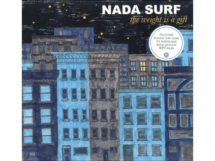 NADA SURF - Weight Is A Gift (LP)
