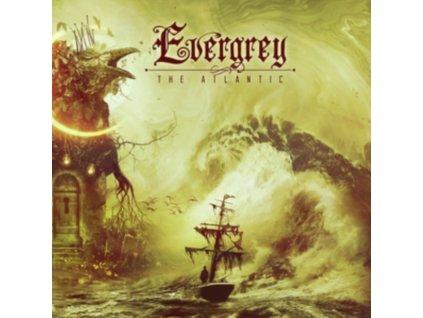 EVERGREY - The Atlantic (Uk Exclusive Yellow Vinyl) (LP)