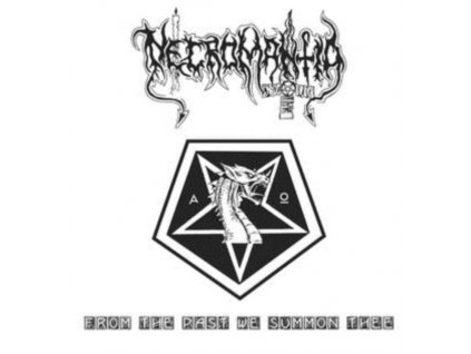 "NECROMANTIA - From The Past We Summon Thee (7"" Vinyl)"