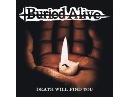 """BURIED ALIVE - Death Will Find You (Coloured Vinyl) (7"""" Vinyl)"""
