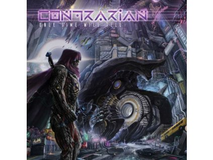 CONTRARIAN - Only Time Will Tell (Random Coloured Vinyl) (LP)