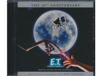 VARIOUS ARTISTS - E.T. Extra Terrestrial (20Th Anniversary) - Ost (CD)