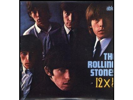 ROLLING STONES - 12 X 5 (LP)