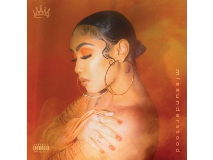 QUEEN NAIJA - Missunderstood (Translucent Orange Vinyl) (LP)