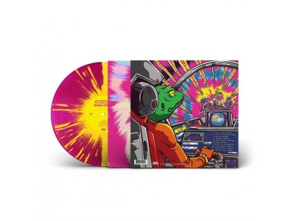 KING GIZZARD AND THE LIZARD WIZARD - Teenage Gizzard (LP)