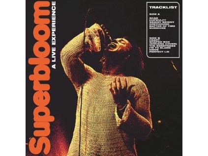 ASHTON IRWIN - Superbloom: A Live Experience (LP)