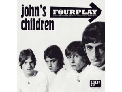 "JOHNS CHILDREN - Fourplay (7"" Vinyl)"