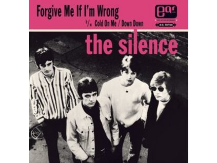 "SILENCE - Forgive Me If Im Wrong (7"" Vinyl)"