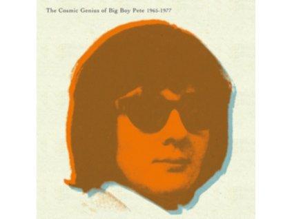 BIG BOY PETE - The Cosmic Genius Of Big Boy Pete (LP)