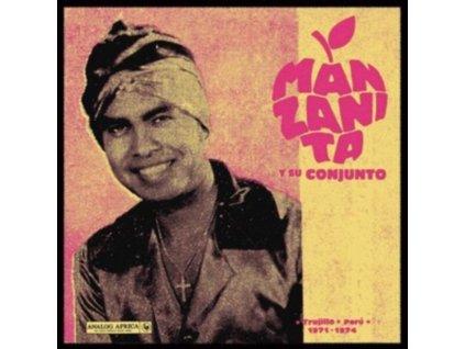 MANZANITA Y SU CONJUNTO - Trujillo . Peru 1971-1974 (LP)