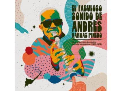 ANDRES VARGAS PINEDO - El Fabuloso Sonido De Andres Vargas Pinedo (LP)