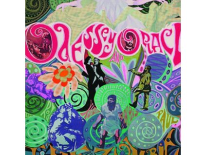 ZOMBIES - Odessey And Oracle (Mono) (LP)