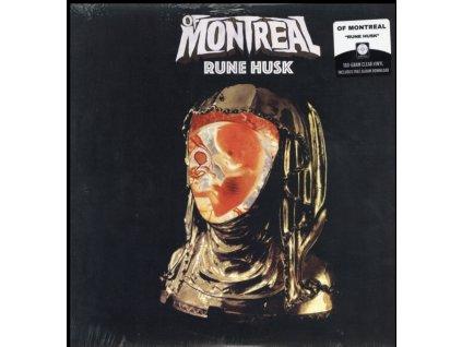 OF MONTREAL - Rune Husk (180G / Clear Viny / Dl Card) (LP)