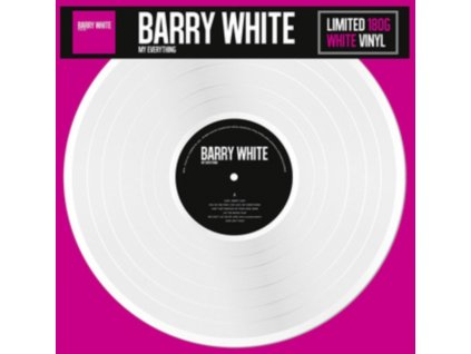 BARRY WHITE - My Everything (LP)